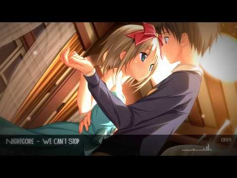 Nightcore - We Can't Stop (Boyce Avenue feat  Bea Miller Cover)