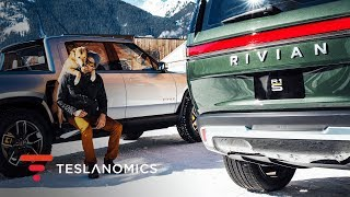 Rivian is Beating Tesla, For Now...