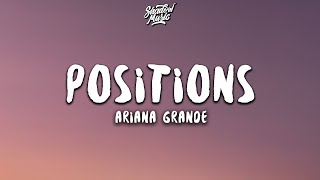 Ariana Grande - positions