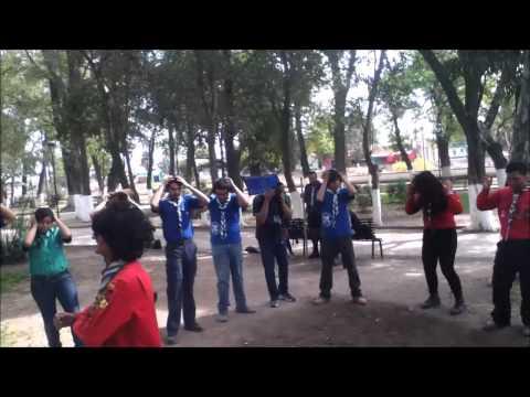 Cancionero Scout: 1.Aceite de Iguana