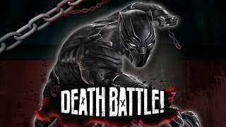 Black Panther Prowls into DEATH BATTLE
