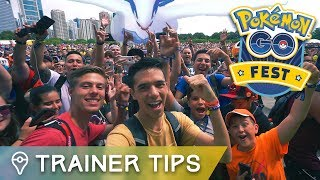 POKÉMON GO FEST 2017: WHAT  THEY DIDN'T WANT YOU TO SEE