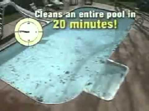 Pool Devil Floating Leaf And Bug Skimmer Youtube