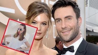 Adam Levine posted an adorable photo of Behati as he praised the supermodel on 30th birthday