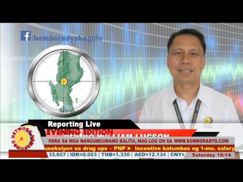 Bombo Network News Evening Edition | May 16, 2015