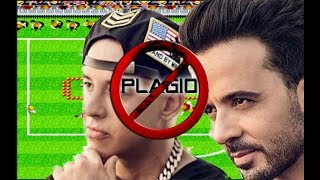 Despacito es un plagio de la final del Tecmo World Cup Soccer 1990?