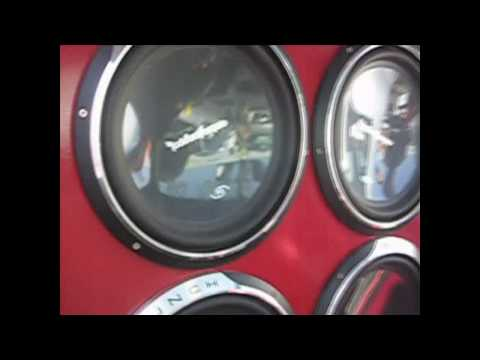 Super Bass Audio IASCA Suzuki Swift (HD) OPEN SHOW Music Videos