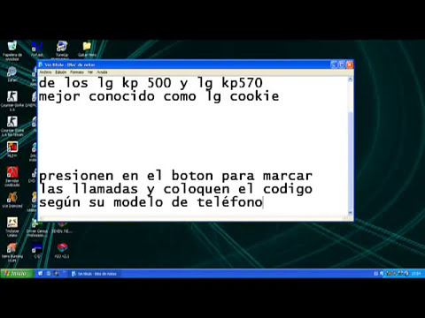 menu secreto de lg cookie