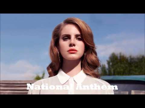 Lana Del Rey - National Anthem (Official Instrumental With Vocals...