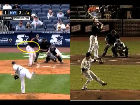 Chris Davis swing analysis 2011 vs. 2013