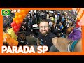 PARADA LGBT SP 2018 ft. PABLLO VITTAR E GRETCHEN | Viaja Bi!