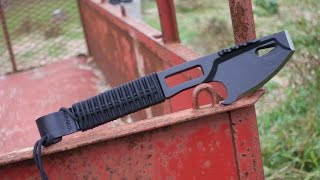 NEW! Schrade MOE Multi-Purpose Demolition Tool - SCHPB2BK