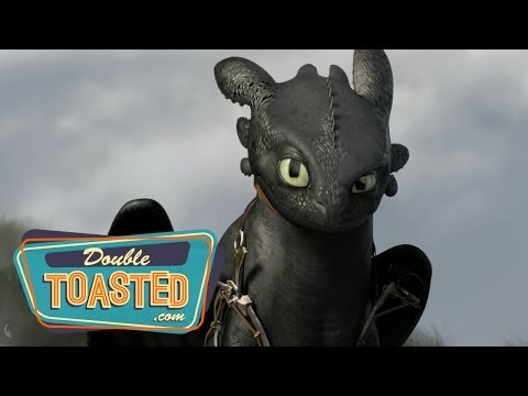 How To Train Your Dragon 2 - Double Toasted Review