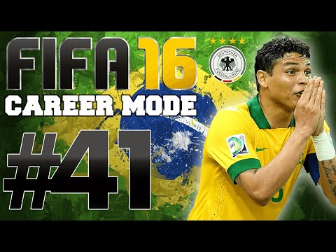 FIFA 16   Bundesliga Career Mode   #41   Germany v Brazil (Confederations Cup Final)
