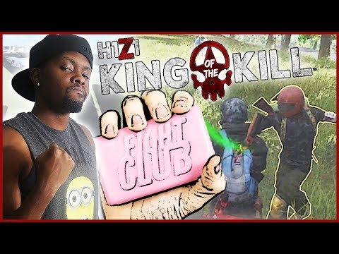 THE H1Z1 FIGHT CLUB! - H1Z1 King Of The Kill Fives | H1Z1 KOTK #15
