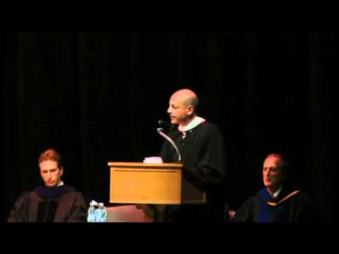 Harrisburg Academy - Joe Gillette Commencement Speech
