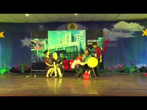 "Tiểu phẩm ""Tam Tai"" - Đặng Chí Sơn - Công ty Cao su Ea H'leo"