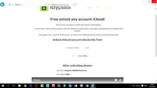 ibypass -  hacking any account
