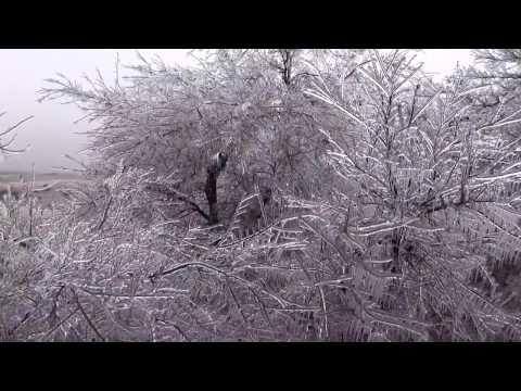 Woodward, Oklahoma Ice Storm