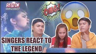 Percayalah   Siti Nurhaliza - Juara Lagu | SINGERS REACT