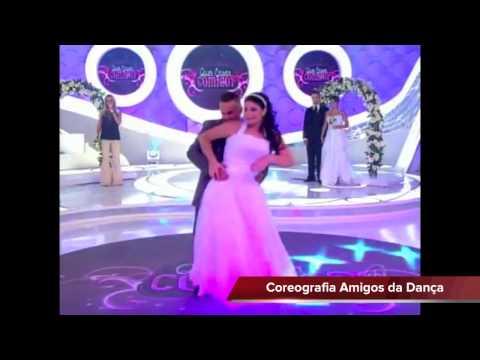 Valsa Maluca - Quer Casar Comigo - Eliana SBT - 02-03-14 - Amigos da Dança