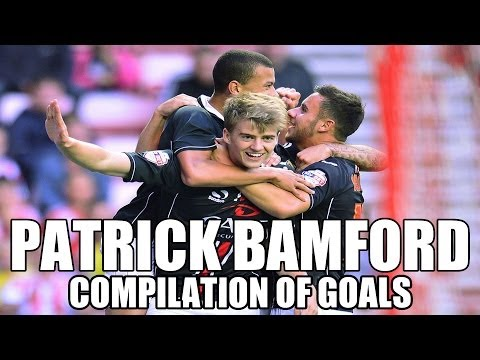 Patrick Bamford - Compilation of goals