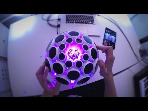 AlphaSphere Performance by Jason Hou