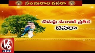 Significance Of Dusserha Festival And Jammi Tree