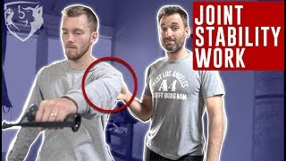 5 Joint Stability Exercises: Develop Power & Prevent Injuries