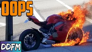 6 NEWBIE Mistakes Motorcycle Riders Make