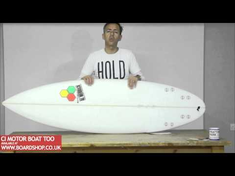CI Surfboards Motor Boat Too Review