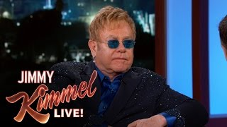 Sir Elton John Started Collecting Vinyl Again
