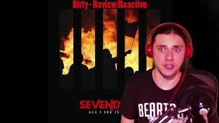 Download Lagu Dirty (Sevendust) - Review/Reaction Gratis STAFABAND