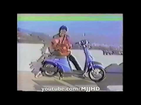 Michael Jackson - Suzuki Adverts compilation