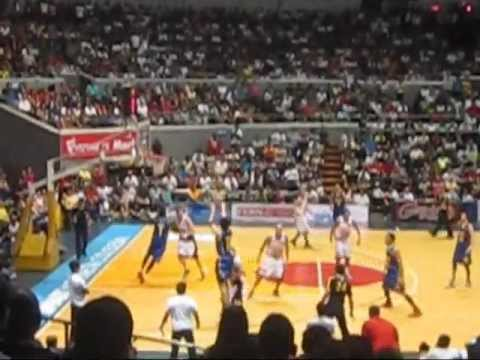 Talk N Text vs. Ginebra (March 18, 2012)