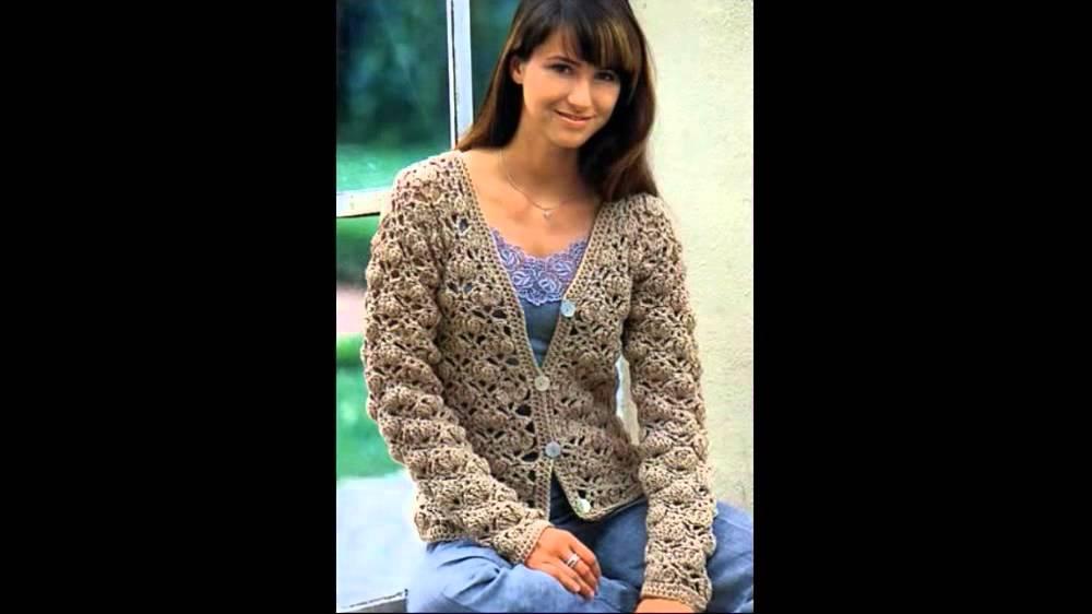 Вязание светлана берсанова видео на жилетке 69