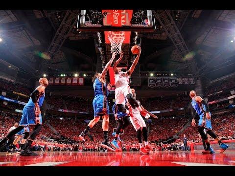 NBA Game Spotlight: Thunder at Rockets Game 5