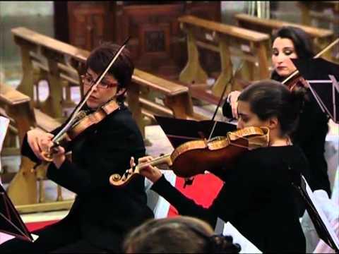 Nereydas - Caldara - Sinfonía nº 12  La Passione