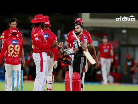 48th match on Vivo IPL 2018 KXIP VS RCB full highlights and results scores on HD.