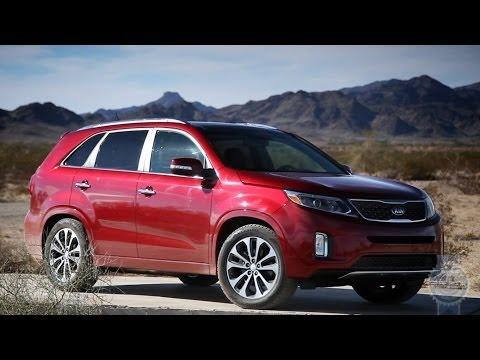 2014 Kia Sorento Review - Kelley Blue Book