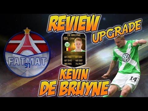 FUT15 | UP Review | Kevin De Bruyne SIF (MOC : 85) ! [FR]