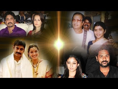 Tollywood Famous remarriage stories : TV5 News