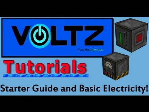 Starting In Voltz and Basic Electricity Guide - Voltz Tutorial