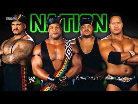 Nation of Domination 2nd WWE Theme Song - ''Nation of Domination