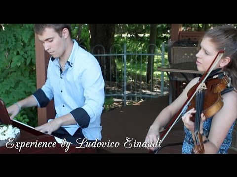 Experience by Ludovico Einaudi - Piano and Violin