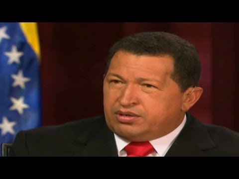 Larry King Live - 2009: Hugo Chavez says Bush sent assassins