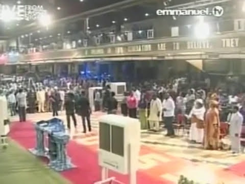 TB Joshua. Prayer & Prophecy 25-03-2012