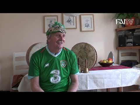 Feature   Ireland Supporter Jimmy 'The Bell'