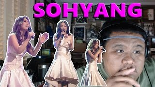 [MUSIC REACTION] SoHyang - Bridge Over Troubled Water