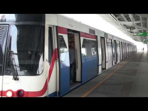 BTS Sky Train HD Video  